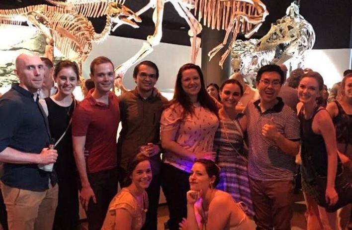 Student Life in the Genetics & Genomics Program