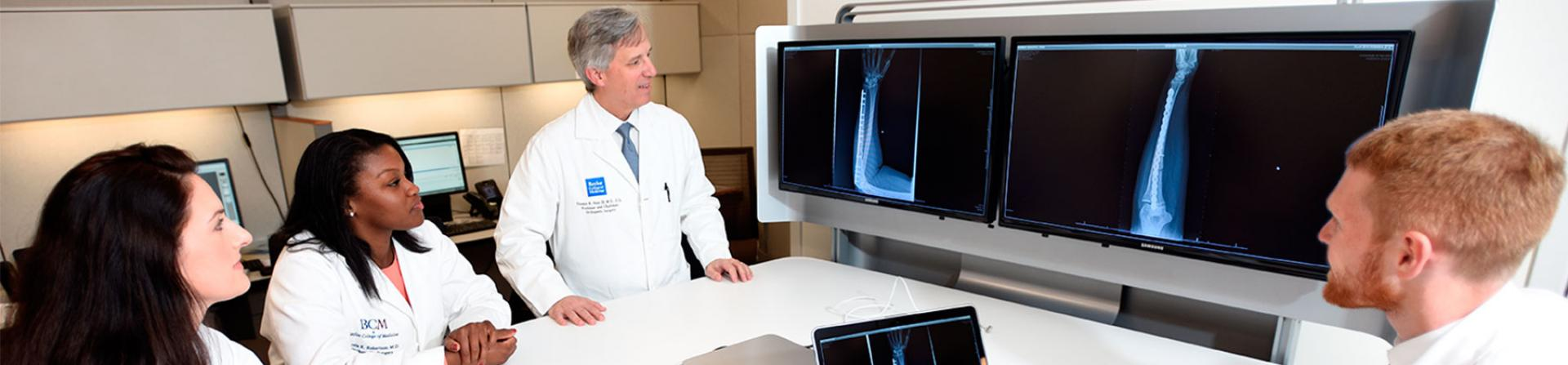 Baylor Orthopedic Surgery Residency Program