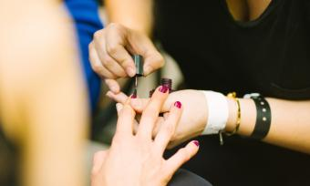 Are you itching for a manicure?