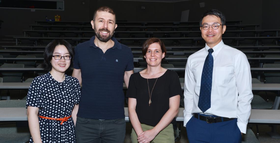 Recent graduates of the clinical laboratory fellowship programs