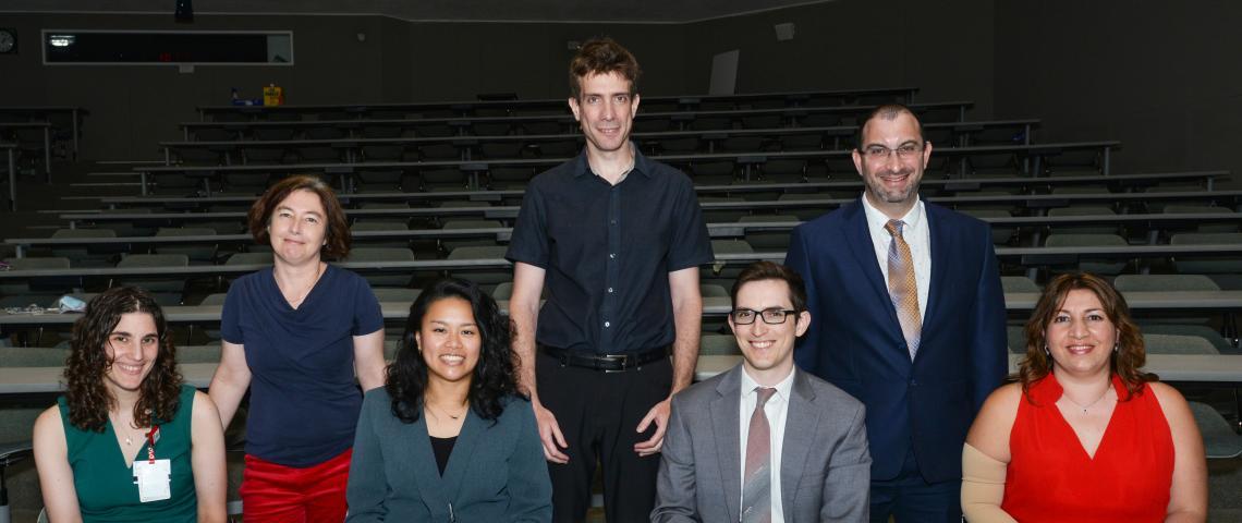 Recent graduates of medical genetics and genomics residency programs