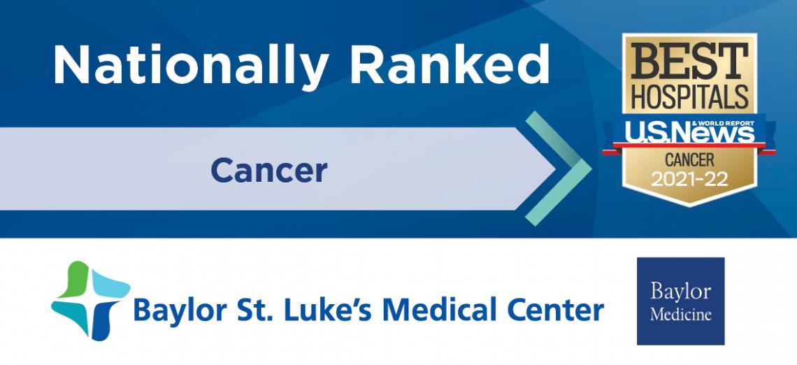 USNWR Best Hospital Cancer