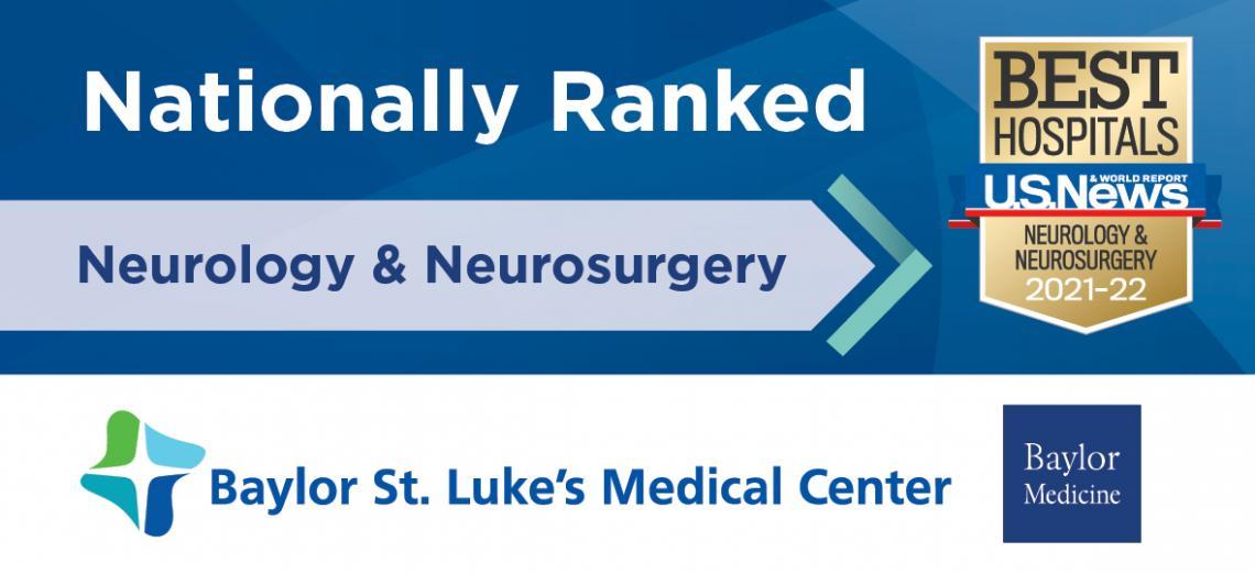 USNWR Best Hospital 2021 - 2022 Neurosurgery