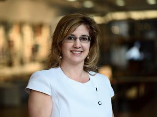 Jennifer Christner, M.D., Dean, School of Medicine, Baylor College of Medicine