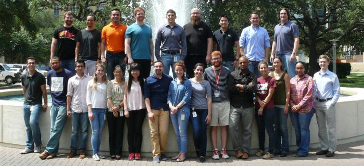 Group Photo Graduate School