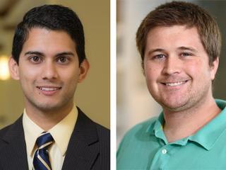 Ishan Kamat, M.D. and Jeffery Steimle, Ph.D.