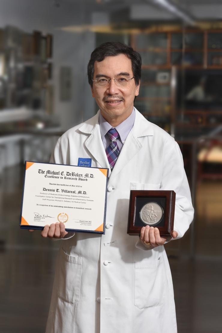Dennis Villareal, M.D.