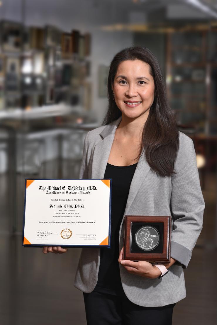 Jeannie Chin, Ph.D.
