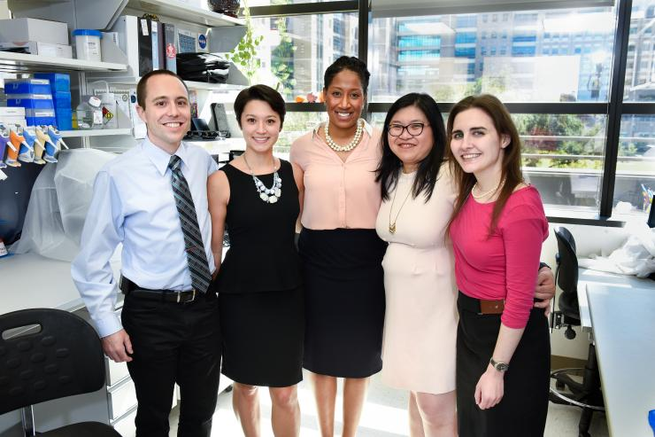 Pediatrician-Scientist Program Residents Graduating Class 2020