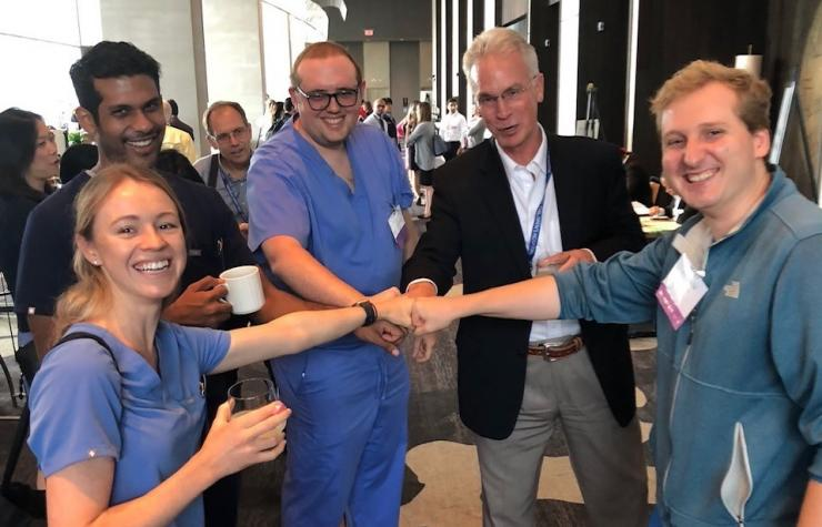 2019 Jacobi Jug Competition at the Texas Pediatric Society Annual Meeting