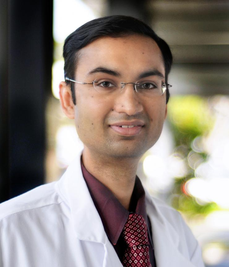 Sanjay Navin Mediwala, M.D., B.S.