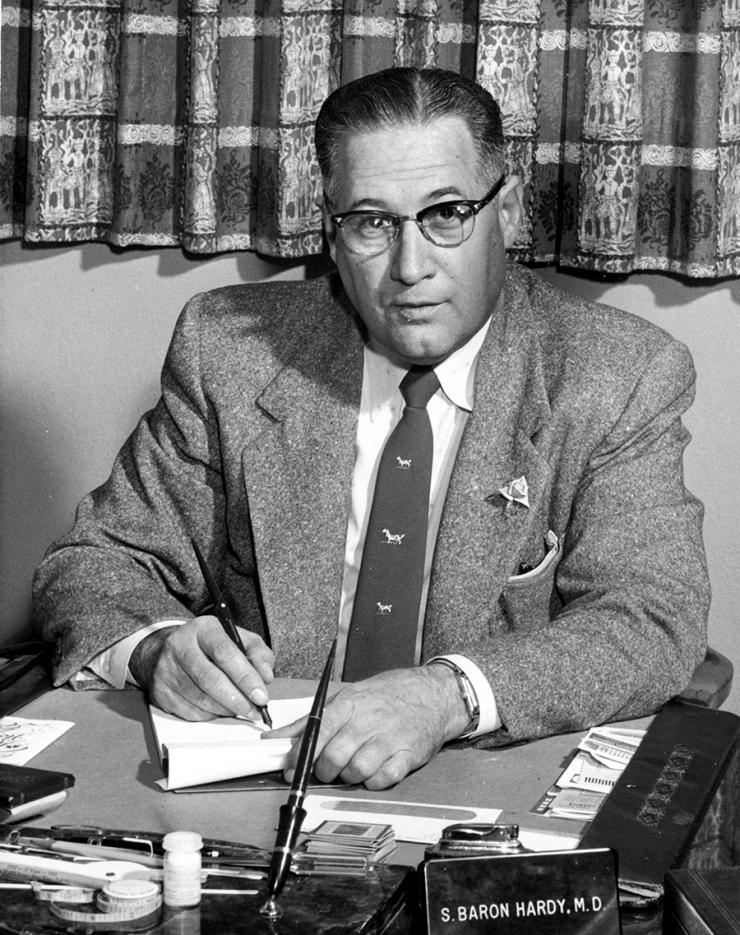 Sidney Baron Hardy, M.D.