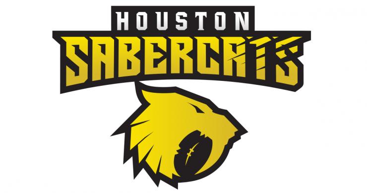 Houston SaberCats logo