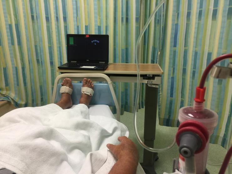 An Innovative Virtually Supervised Exercise for Dialysis Patients