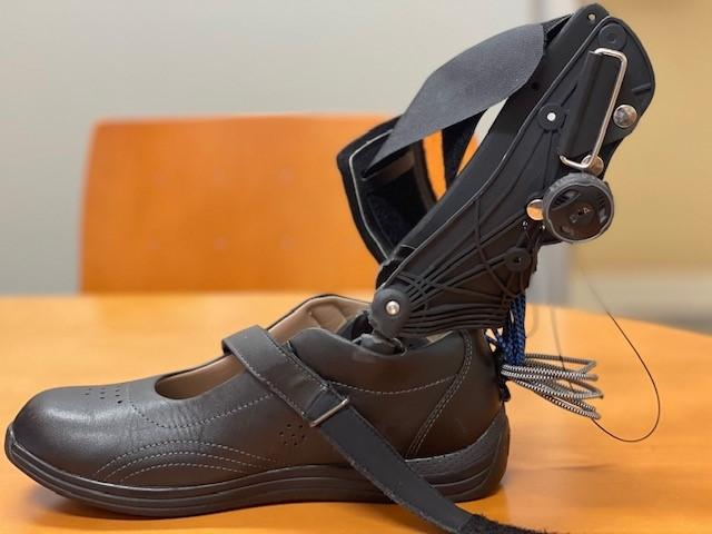 Improving Rehabilitation and Reducing Re-Occurrence of Diabetic Foot Ulcers by Shifting Plantar Pressure with Exo-Tendon & Exo-Skeletal Footwear Systems