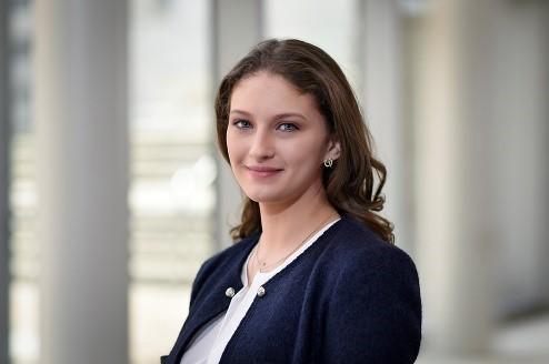 Raquel Gonzalez, BA