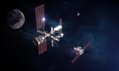Lunar Gateway concept