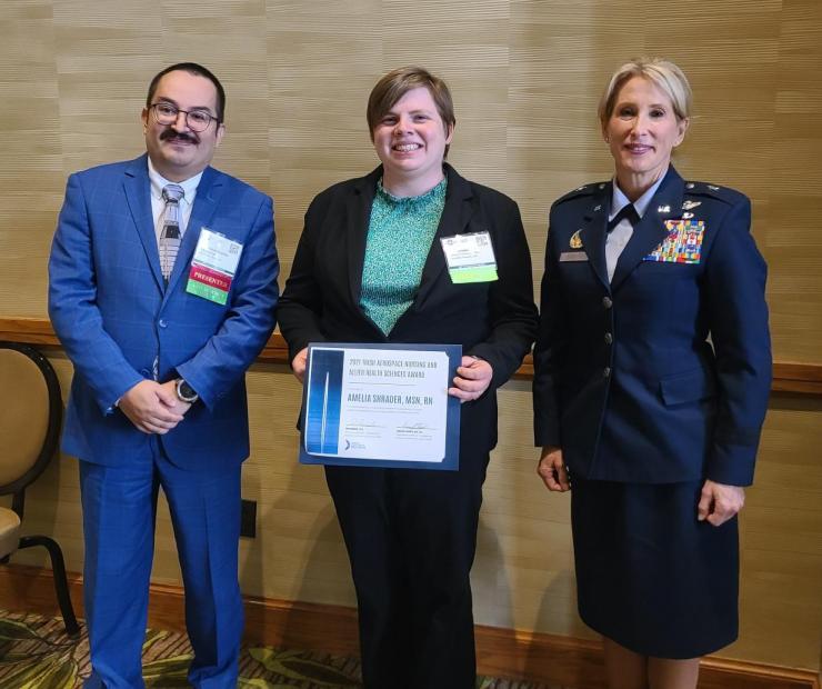 Amelia Shrader Award
