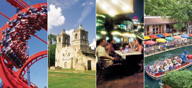 Discover the vibrant community of San Antonio.