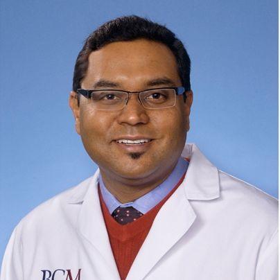 Dr. Sreedhar Mandayam, associate professor of medicine in the section of nephrology.