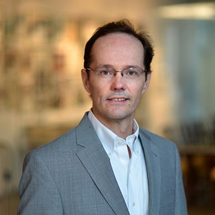 Dr. James Martin, professor and Vivian L. Smith Chair in Regenerative Medicine at Baylor College of Medicine