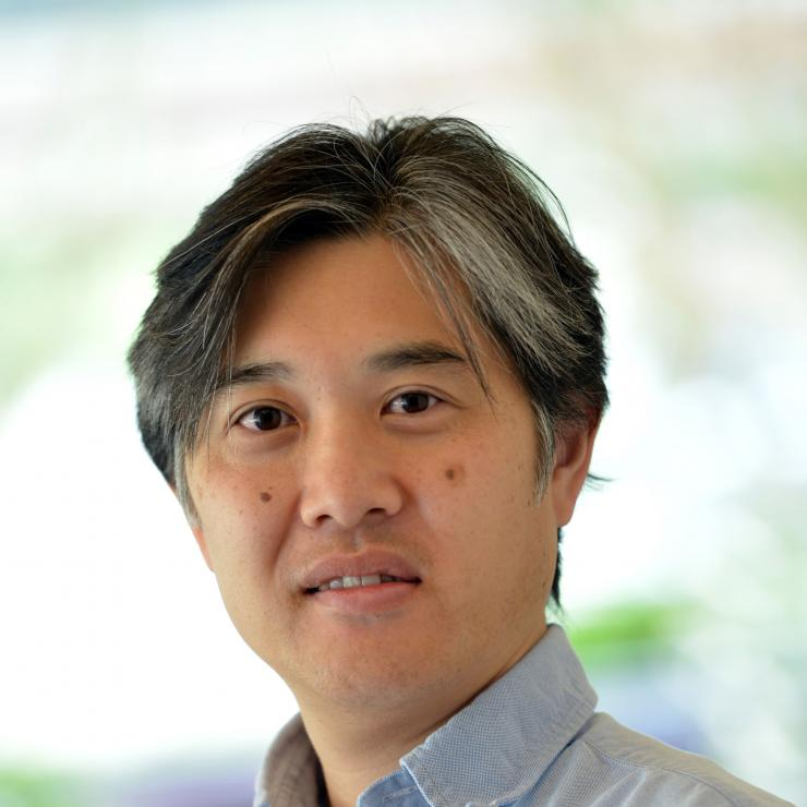 Dr. Makoto Fukuda, assistant professor of pediatrics at Baylor and the USDA/ARS Children's Nutrition Research Center at Baylor and Texas Children's Hospital.