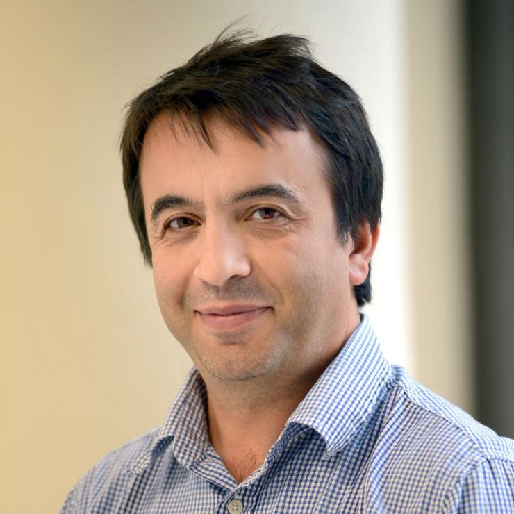 Dr. Ergun Sahin, lead investigator and assistant professor in the Huffington Center on Aging and the Department of Molecular Physiology and Biophysics at Baylor.