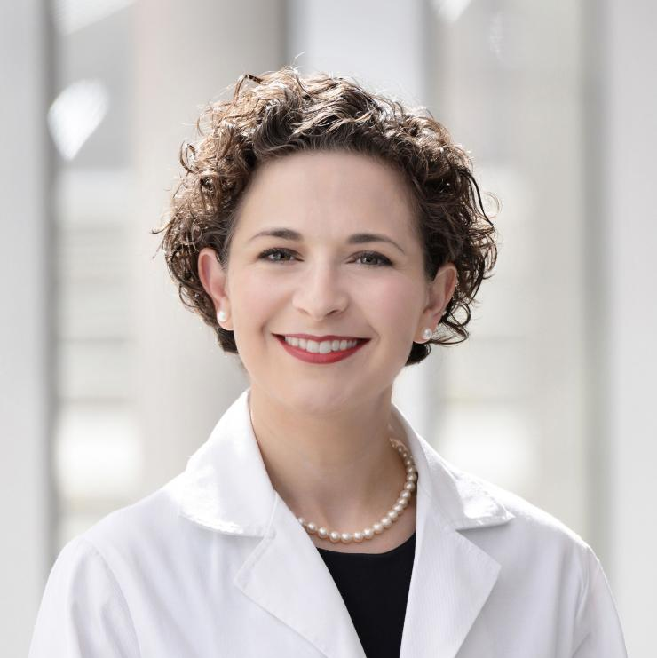 Dr. Stacey Rose, assistant professor of medicine in the section of infectious diseases at Baylor.
