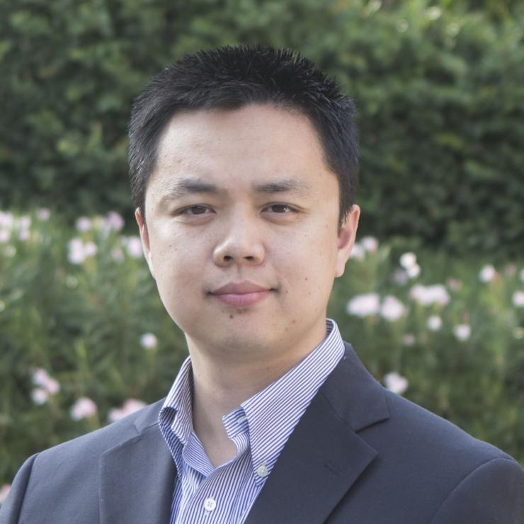 Dr. Jinglan Zhang, assistant professor of molecular and human genetics at Baylor College of Medicine