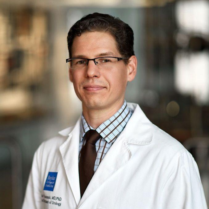 Dr. Alexander Pastuszak, assistant professor of urology