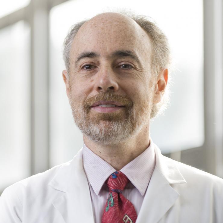 Dr. Harold Farber, associate professor of pediatrics in the section of pulmonary medicine at Baylor College of Medicine