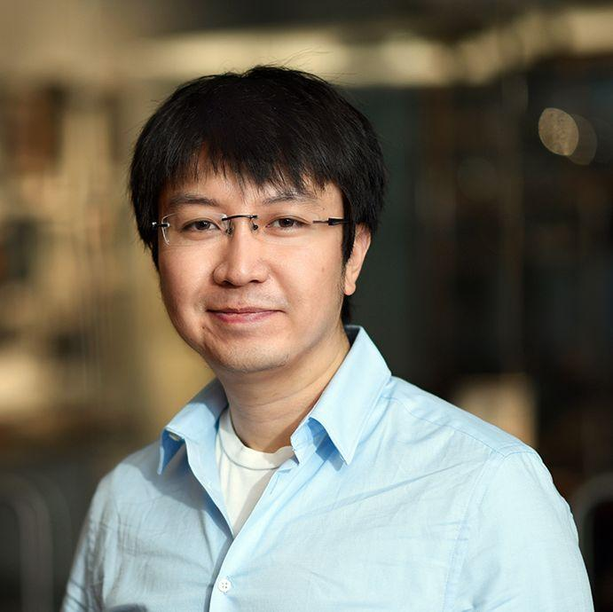 Dr. Nuo Li, assistant professor of neuroscience and a McNair Scholar at Baylor College of Medicine