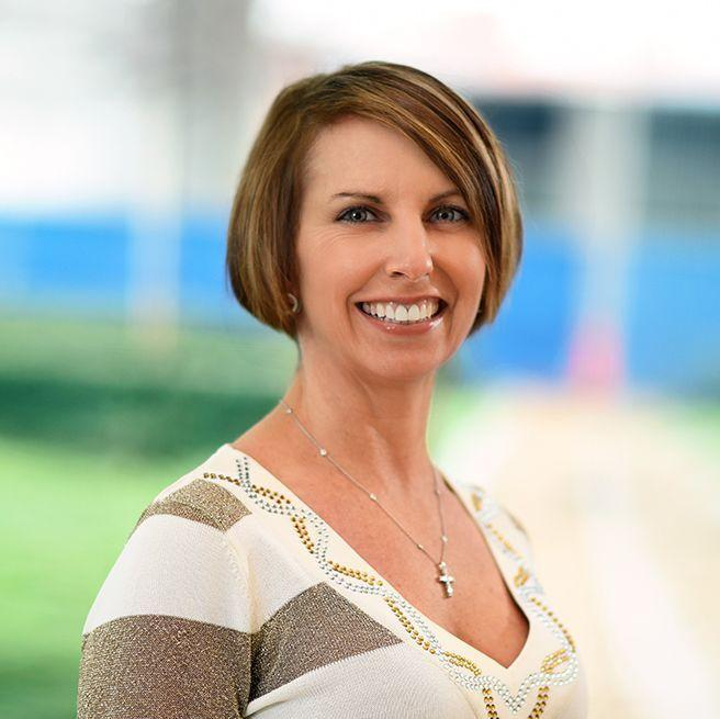 Melanie McNeal, certified physical therapist and orthopedic clinical specialist with Baylor College of Medicine