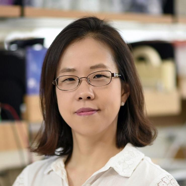 Dr. Jihye Yun, assistant professor of molecular and human genetics at Baylor.