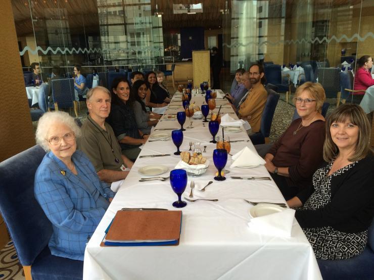 Awardees dinner