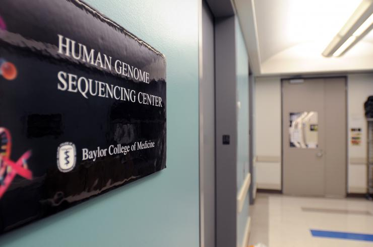 The Human Genome Sequencing Center at Baylor College of Medicine.