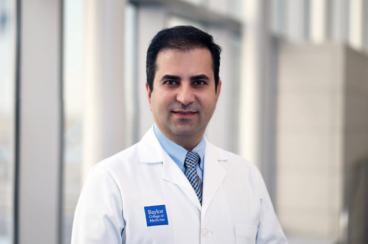 Bijan Najafi, Ph.D.