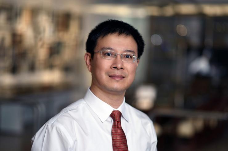 Bing Zhang, Ph.D., McNair Scholar