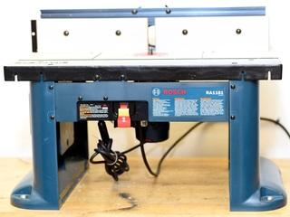Bosch Table Router