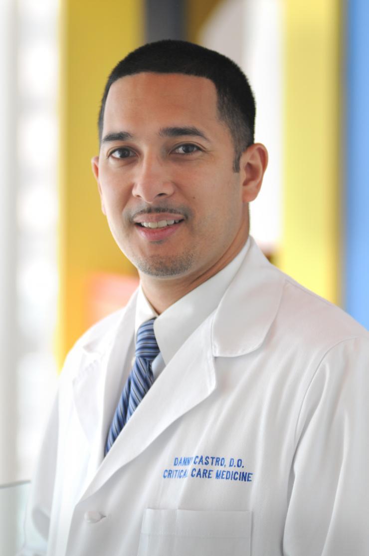Danny Castro, D.O., M.Ed.