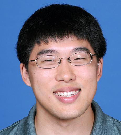 Graduate student Taylor Chen