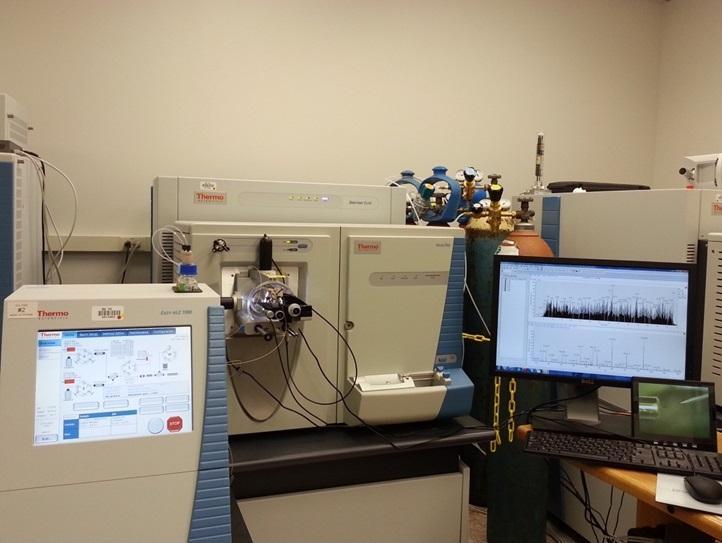 CPRIT proteomics core equipment