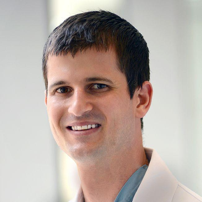 David Wynne, M.D., Director of Radiation Safety, Interventional Radiology