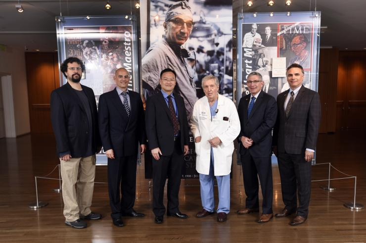 2018 Michael E. DeBakey, M.D., Excellence in Research Awards
