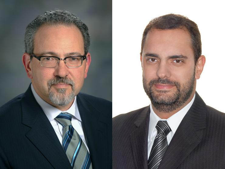 Dr. Franco DeMonte and Dr. Francisco Vaz-Guimaraes are co-directors of the MECCA Lab