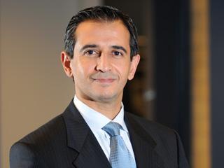 Hashem B. El-Serag, M.D., M.P.H., Chair of the Department of Medicine