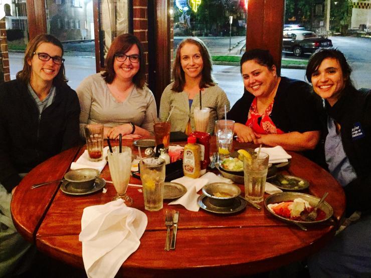Medicine-Pediatrics Family Dinner
