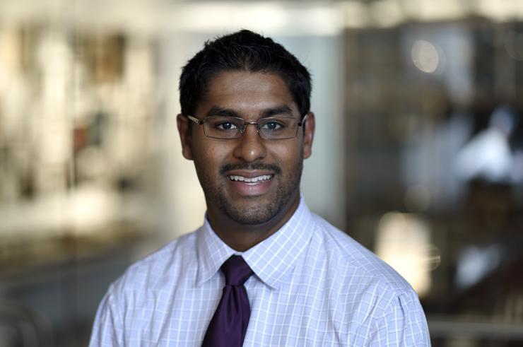 Jay R. Gavvala, M.D., MSCI Epilepsy Fellowship Director