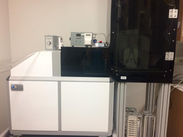 High Throughput microscope with high speed focusing abilities