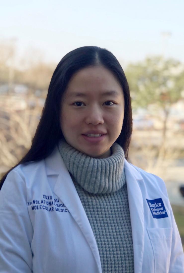 Xuxu Gou - Grad Student - Ellis Lab